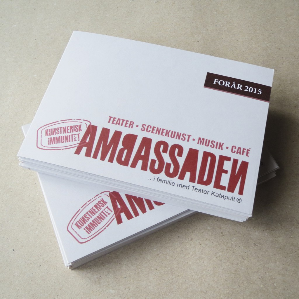 Ambassaden Katalog 1