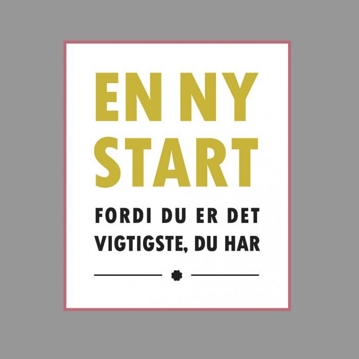 En Ny Start 1
